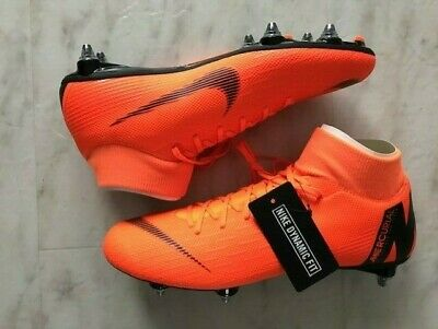 Brand New Mens Nike Superfly 6 Academy Sg Pro Football Boots Uk 8 100% Auth