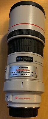 Canon EF 300mm f/4 L IS Lens