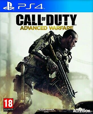 Call Of Duty Advanced Warfare Ps4 Gioco Nuovo Sigillato Italiano Sony Play 4