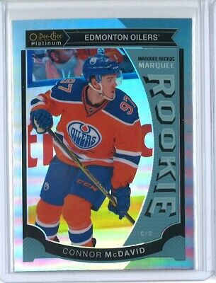 2015-16 O-Pee-Chee Platinum Marquee Rookie Rainbow Connor McDavid #M1