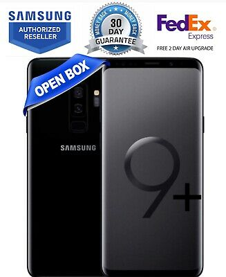Samsung Galaxy S9+ Plus Sm-G965U Purple 64Gb Gsm Unlocked At&T T-Mobile Metro