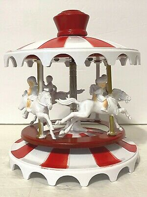 Pla-Wood Products Musical Carousel