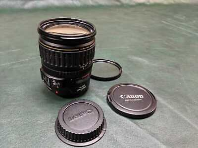 Canon EF-S 28-135mm f/ 1:3.5-5.6 IS Ultrasonic Macro AF Digital Camera Lens EUC