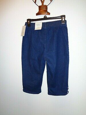 NWT Croft & Barrow Skimmer Size 4P Mid Rise Pull On