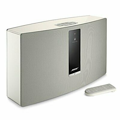 Bose SoundTouch 30 wireless speaker, works with Alexa - White