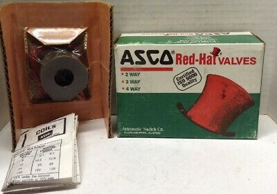Asco Replacement Coil Kit 099258-001-D