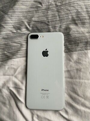 iphone 8 plus silver 64gb unlocked