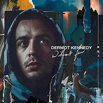 Dermot Kennedy - Without Fear - ID99z - COMPACT DISC - New