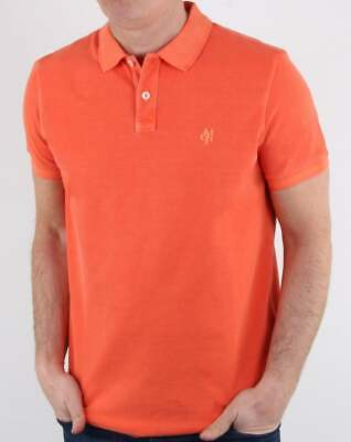 Marc O Polo Polo Shirt - Orange - BNWT