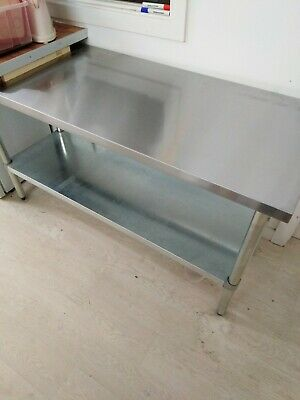 Stainless Steel Tables Catering/Commercial X3 used for cake decorating