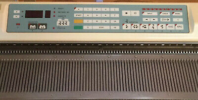 Brother Electroknit KH-940 Knitting Machine Professionally Serviced And Cleaned
