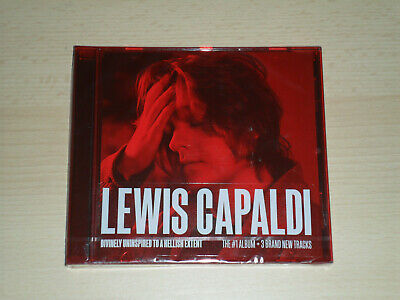 Lewis Capaldi - Divinely Uninspired To Hellish Extent. CD. New & Still Sealed.