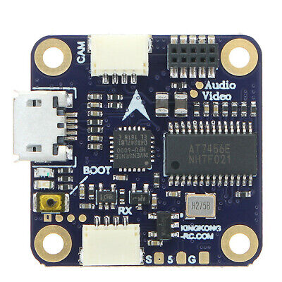 LDARC/Kingkong KK Flytower Part 20x20mm Omnibus F4 Flight Controller AIO