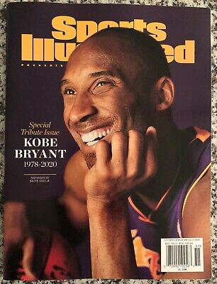 Kobe Bryant Sports Illustrated Magazine Special 2020 Tribute Issue SHIPS TODAY