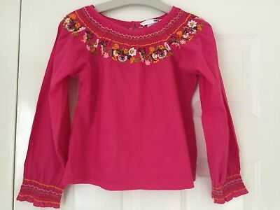 Beautiful Girls H&M Size 5-6 Years (116 EUR) Pink Blouse *Top VGC!!!