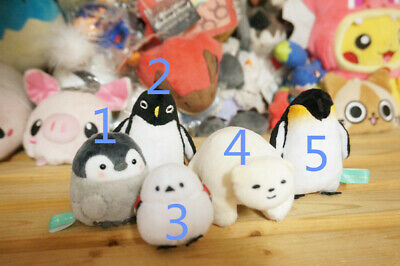 Cute KOUPEN CHAN Penguin Plush Doll Stuffed Toy Mini コウペンちゃん