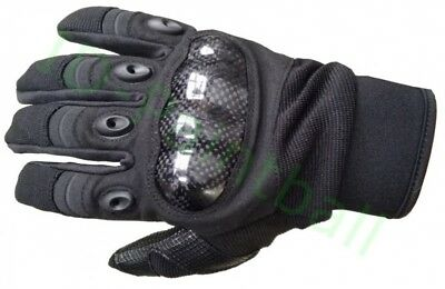 Paintball Guantes Negro