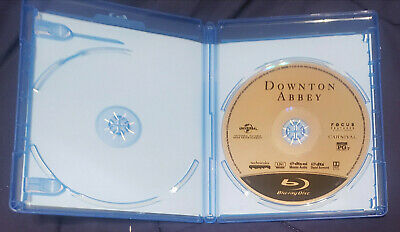 Downton Abbey:The Motion Picture BLU-Ray disc and  case Only