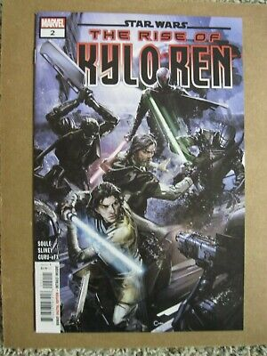 STAR WARS THE RISE OF KYLO REN #2 1st Edition, Knights of Ren 2020