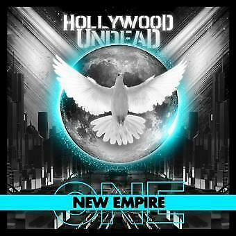 Hollywood Undead New Empire Vol. 1 CD NEW