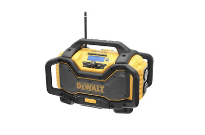 DeWALT 54V/18V Flexvolt Bluetooth Jobsite Radio With Charger