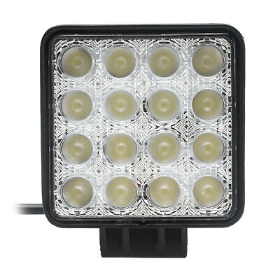 4inch LED Food Cree Work Light Bar 48W OFFROAD ATV SUV 4WD Truck Driving UTE AU