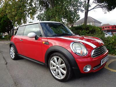 Mini Cooper 1.6 2007 Complete With M.o.t Hpi Clear Inc Warranty