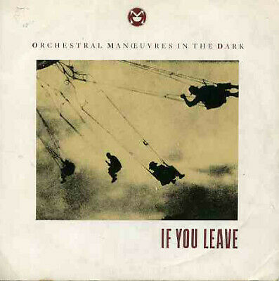 VS84312 - Orchestral Manoeuvres In The Dark - If You Leave