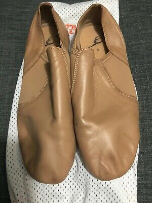 Tan Jazz Shoes. Used.