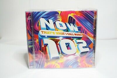 NOW Thats What I Call Music! 102 CD Various Artists Brand New