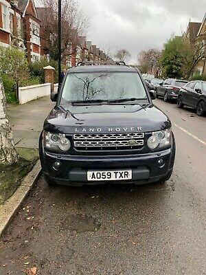 Land Rover Discovery 4 HSE TD V6 auto 2009 HSE SPARES OR REPAIR