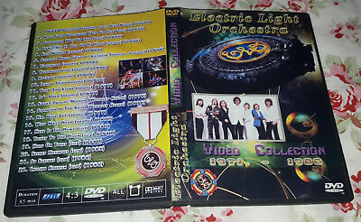 Electric light orchestra (ELO) - Video Collection 1971-1986 DVD FAN EDITION