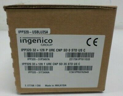 Ingenico iPP320 Magnetic/Smart Card Reader