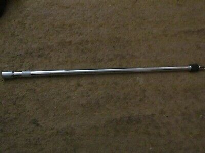 """New Mac Tools Locking Extension V24Eklq 24"""" Long 1/2"""" Drive Made In The Usa"""