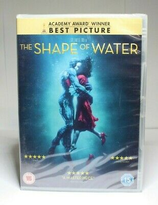 The Shape of Water (DVD) New