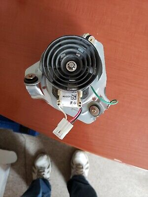 Carrier furnace inducer motor