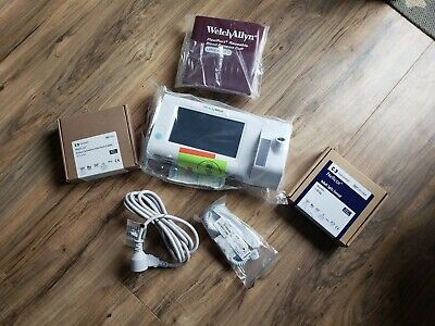 Welch Allyn Connex® Patient Monitor 73CT-B Spot Vitals NIBP, SpO2, SureTemp Plus