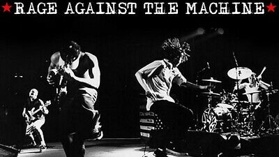 2 Tickets For Rage against the machine Detroit LCA July 13 Sec 225 Row 9