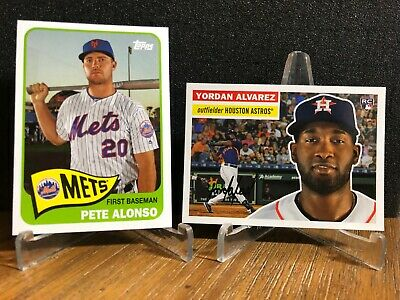 2020 Topps Series 1 TOPPS CHOICE Insert YOU PICK Finish Your Set ACUNA JR Alonso