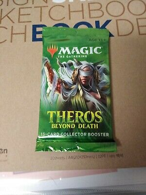 MTG Theros: Beyond Death Collectors Booster