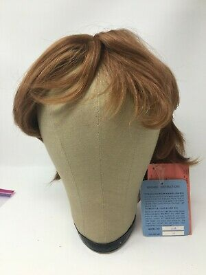 ELURA Wig Creative Fashions Synthetic 2126 Color 30 Red Straight Short