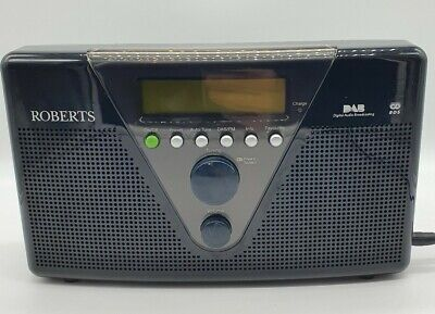 Roberts Duologic Dab/Fm Rds Portable Digital Radio With Battery Charger Function