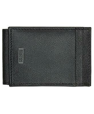 Kenneth Cole Reaction Men's Magnetic Front-Pocket Leather Wallet RFID Protection