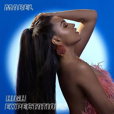 Mabel - High Expectations (CD 2019)  20 track cd  (signed Copy)  sealed