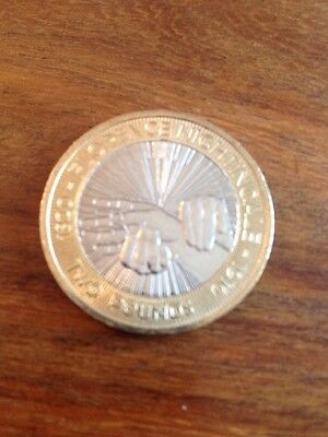 Florence Nightingale £2 Pound Coin.2010.Rare.