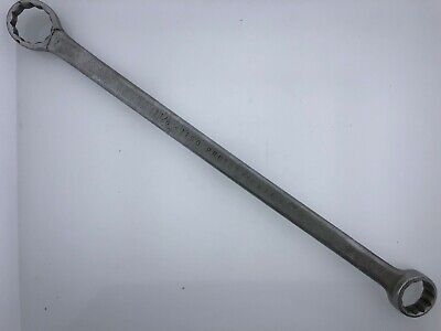 """PROTO #1150,1-1/16"""" to 1-1/8""""  Inch,12 Point,Professional box Wrench"""