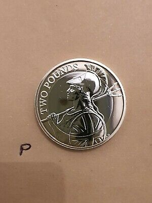 2020 Britannia £2 Two Pound Coin SUPERIOR QUALI