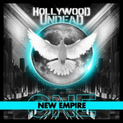 Hollywood Undead - New Empire Vol. 1 - ID23z - CD - New