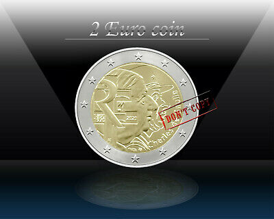 FRANCE 2 Euro 2020 ( Charles de Gaulle ) Commemorative 2€ Coin * UNCIRCULATED