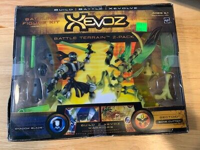 Xevoz Battle Terrain 2-Pack